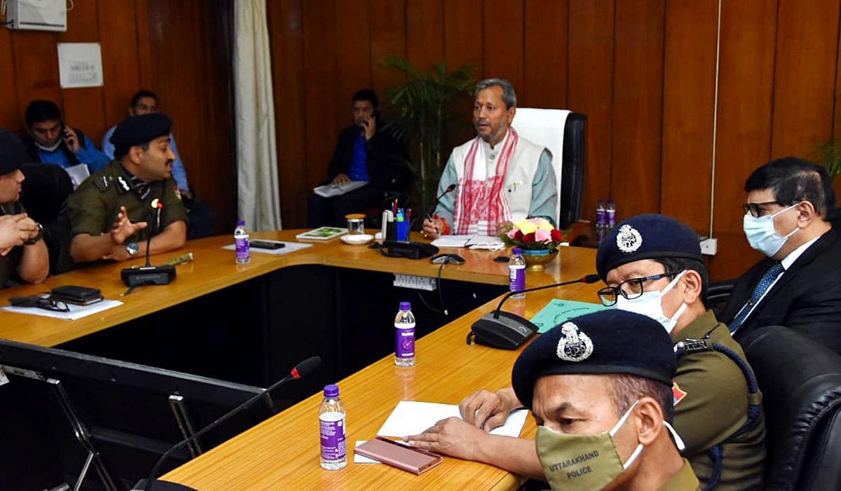 Uttarakhand CM Tirath Singh Rawat tests COVID-19 positive ahead of Delhi visit