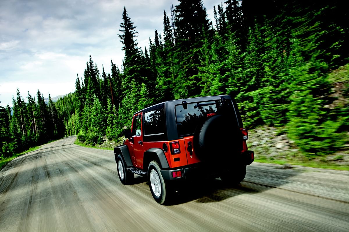 Jeep India drives in locally assembled Wrangler priced at Rs 53.9 lakh