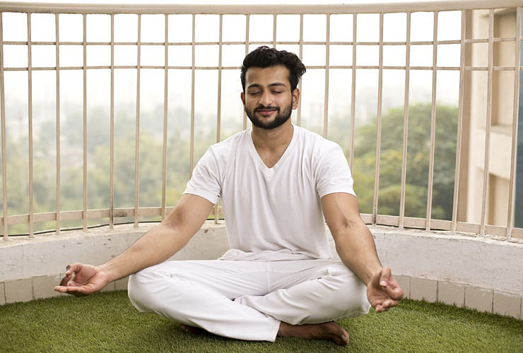 Indians meditate in pursuit of happiness, peace and personal growth: Finds a survey