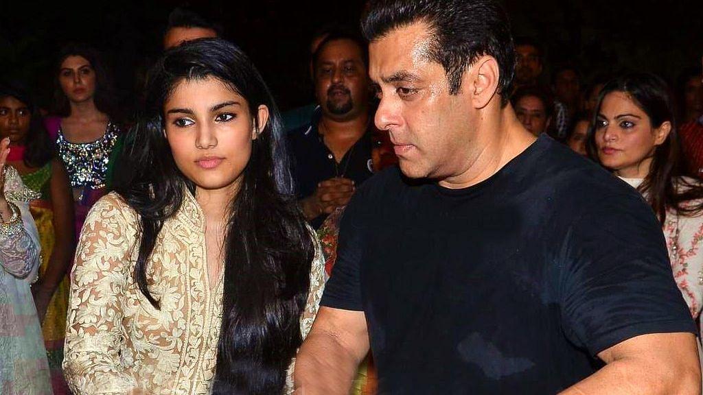Salman Khan's niece Alizeh to make Bollywood debut alongside Sunny Deol's younger son, Rajvir?