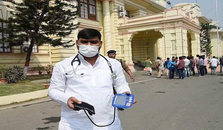 Dead doctor promoted, transferred in Bihar