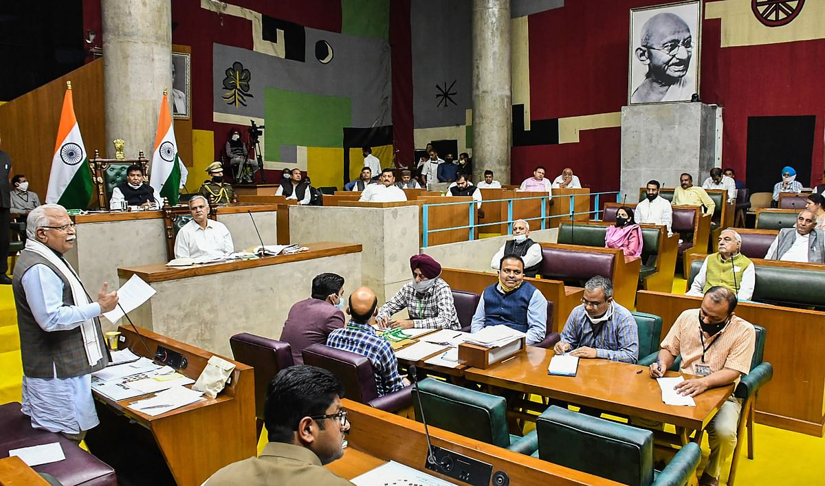 Haryana: No-confidence motion against Khattar govt defeated in Assembly