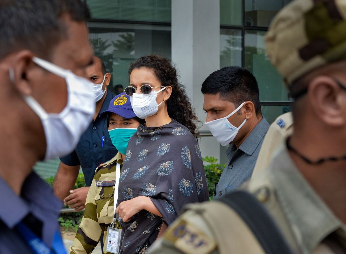 Karnataka HC refuses to stay FIR against Kangana Ranaut for calling protesting farmers terrorists