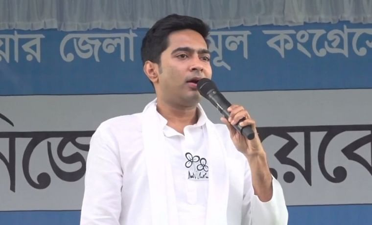 Speak in Bengali for 2 minutes: TMC's Abhishek Banerjee challenges leaders coming from Delhi to West Bengal