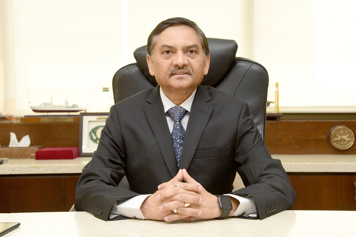 Mazagon Dock Shipbuilders Limited plans to enter commercial ship refit business in near future, says its CMD Narayan Prasad