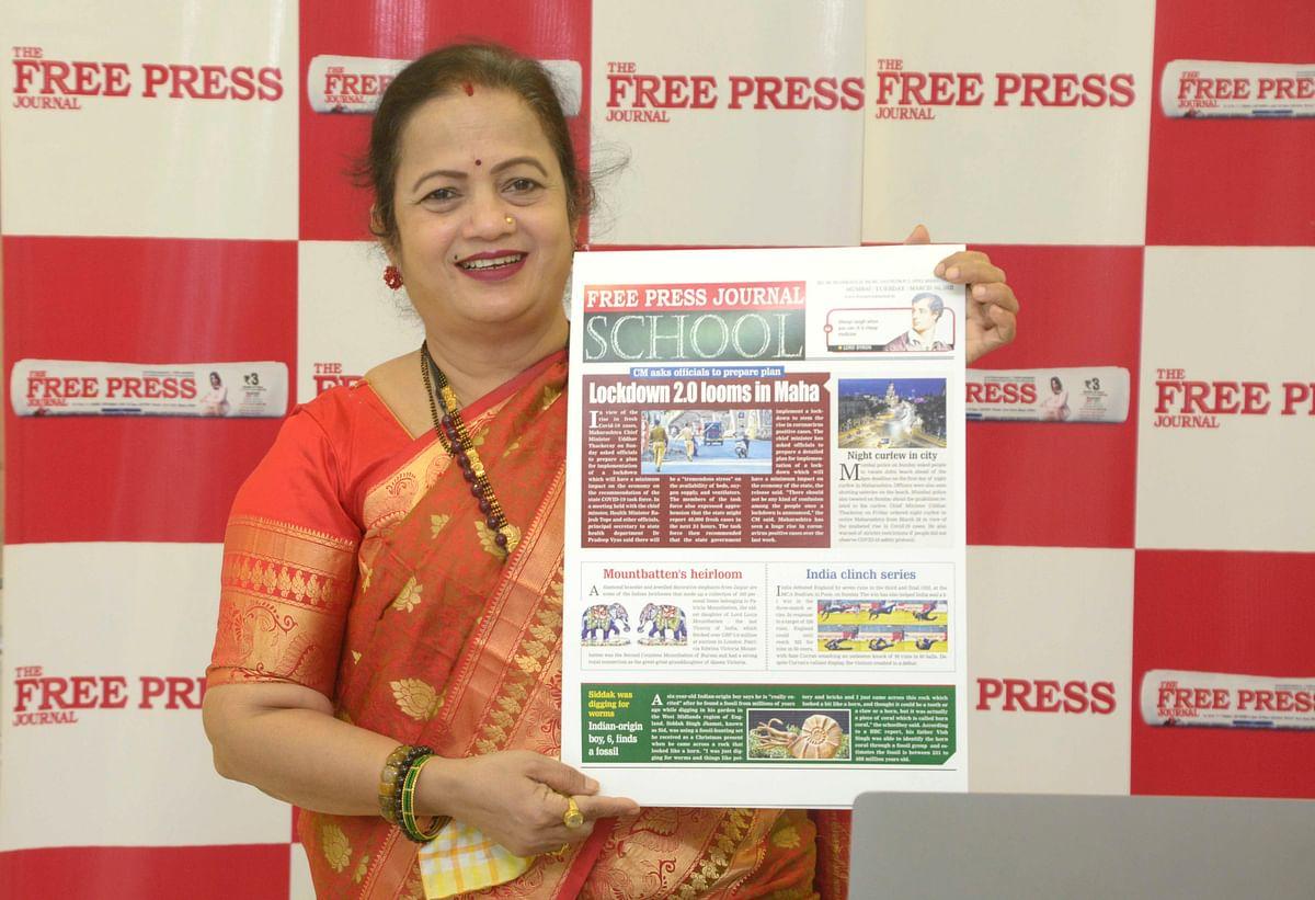 Mayor asks civic schools to encourage students to read 'Free Press School'