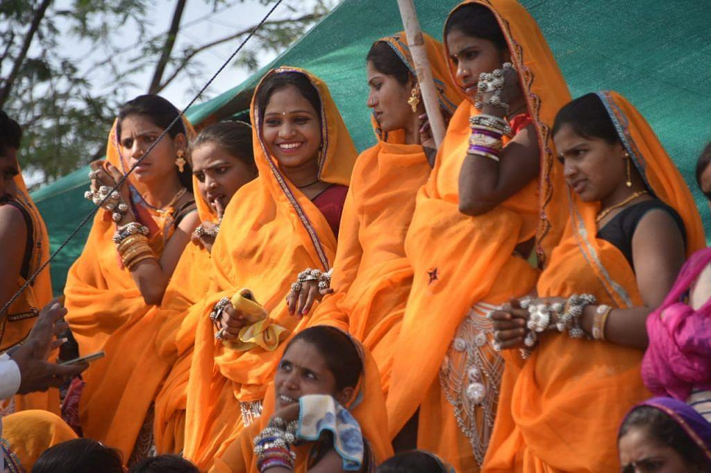 Dhar: Week-long Bhagoriya festival begins with traditional mirth in Bagh