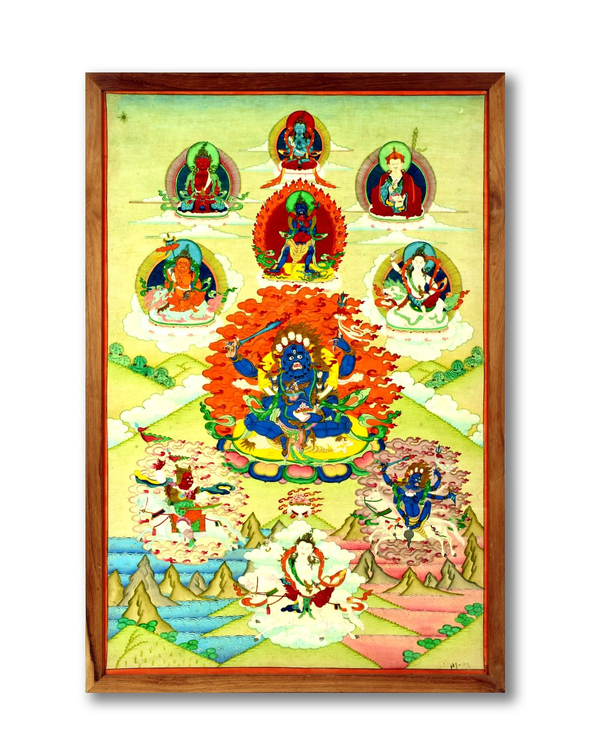 Another Thangka painting