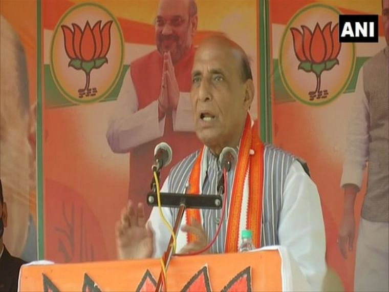 West Bengal Assembly polls: BJP's performance will be like Sourav Ganguly's batting, says Rajnath Singh