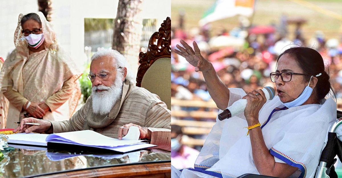 'Your visa should be canceled': Mamata Banerjee fumes as PM Modi visits Bangladesh amid West Bengal Assembly Elections