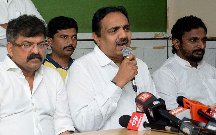 NCP's Patil takes a dig at PM's Bangladesh satyagraha arrest claim