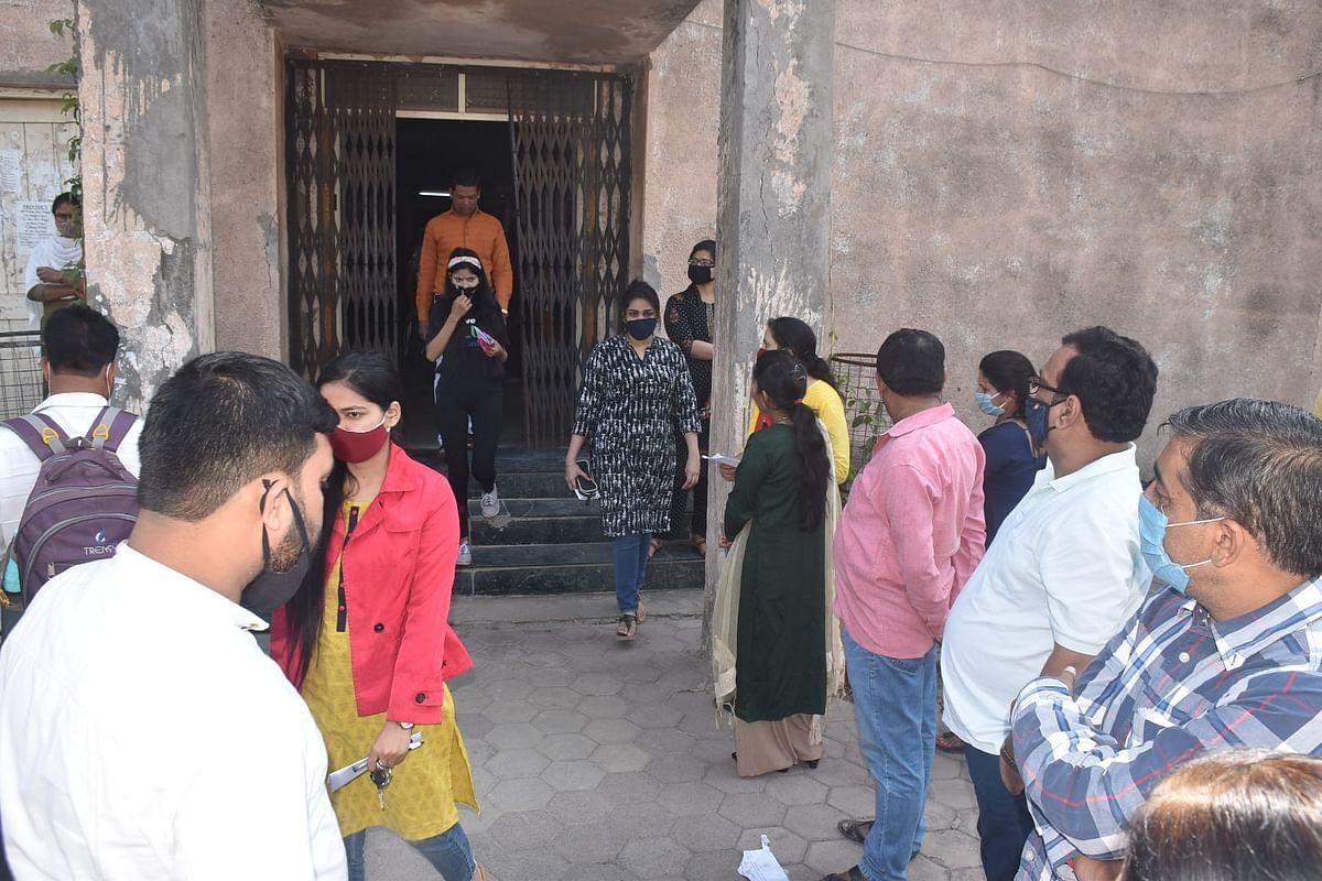 Ujjain: Vikram University holds PhD entrance examination