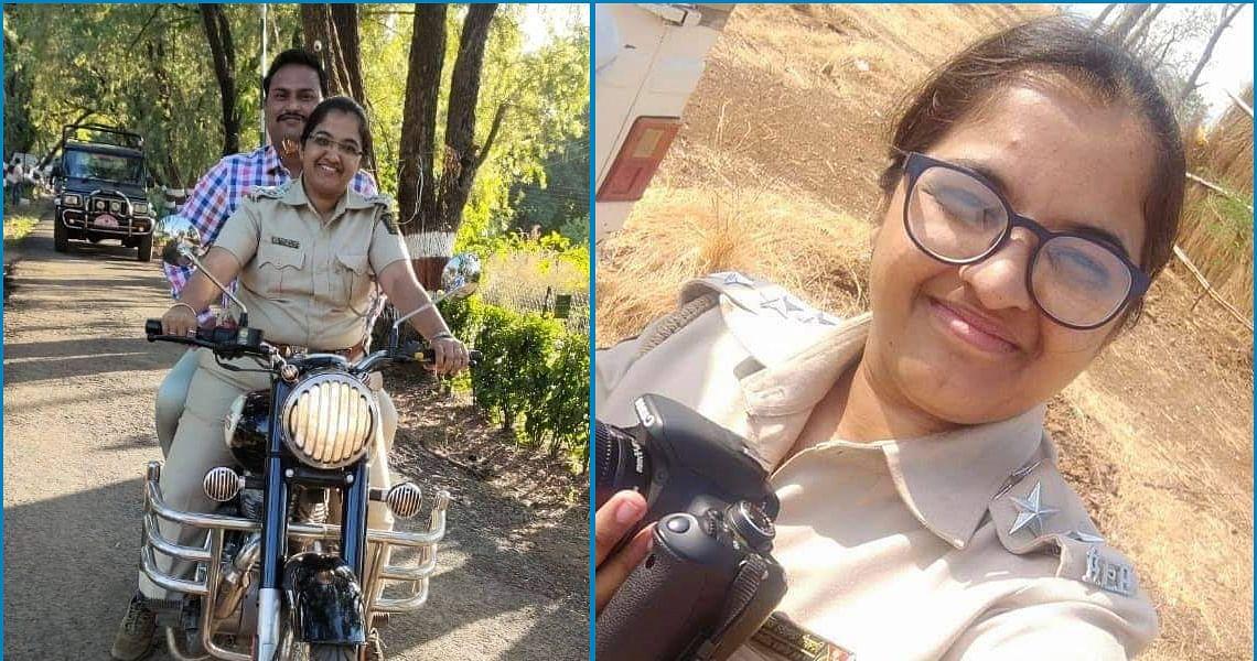 Maharashtra: Sexually harassed 'Lady Singham' shoots self