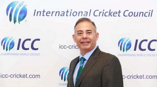 ICC CEO Manu Sawhney