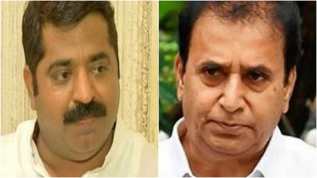 BJP leader Ram Kadam seeks ED probe into allegations of corruption against Maharashtra Home Minister Anil Deshmukh