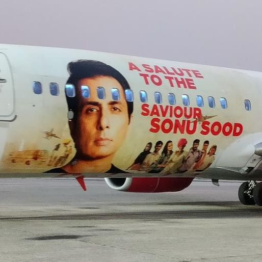 'Came to Mumbai on an unreserved ticket': Sonu Sood reacts to his face on an airplane