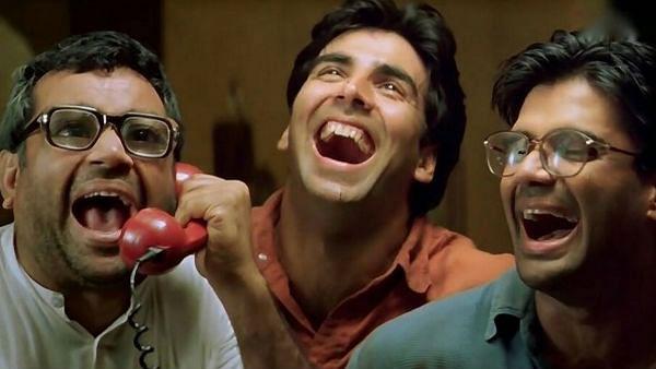 'Hera Pheri' turns 21: Akshay Kumar, Suniel Shetty get nostalgic