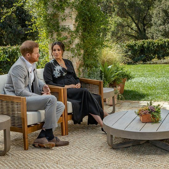 CBS paid Rs 51.22 crore for Meghan Markle and Prince Harry's interview with Oprah Winfrey: Report