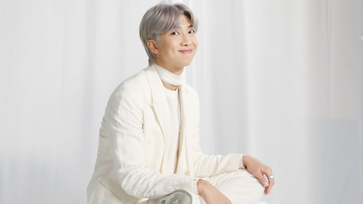 Did you know? BTS leader RM sang this popular Daler Mehndi song at the age of 14