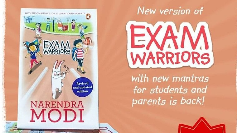 PM Modi announces updated edition of 'Exam Warriors': Here is how you can grab a copy