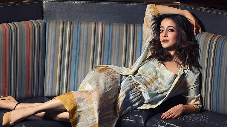 Raima Sen gets into shoot mode exclusively for Cinema Journal, and opens about her OTT release, The Last Hour