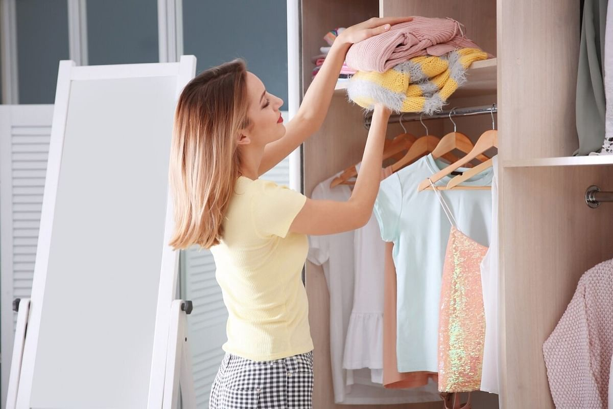 Five easy wardrobe maintenance tips that can help keep your clothes fresh!