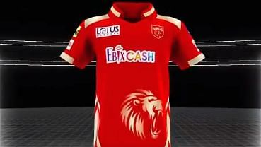 Punjab Kings new jersey