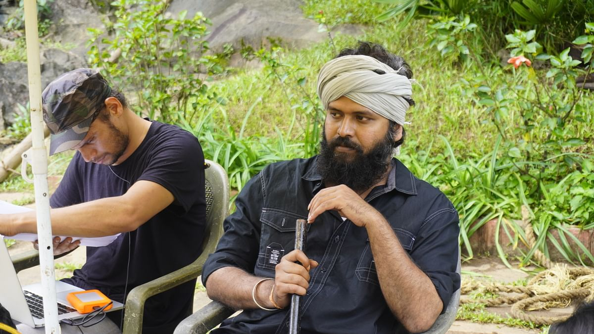 'Hero' caught in a web of piracy; Rishab Shetty is outraged
