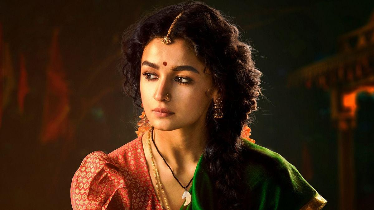 RRR: SS Rajamouli drops first look of Alia Bhatt as 'Sita' on her 28th birthday