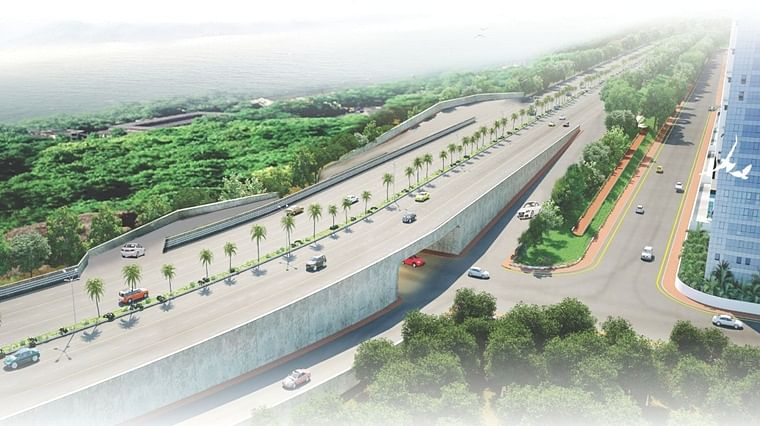 Navi Mumbai: NMMC floats tender for construction of first underpass at Palm Beach Road in Sanpada node