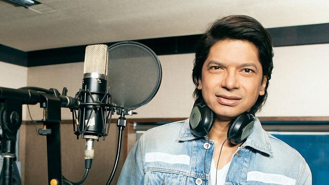 'Golden phase of playback is gone': Shaan says people have stopped listening to film songs
