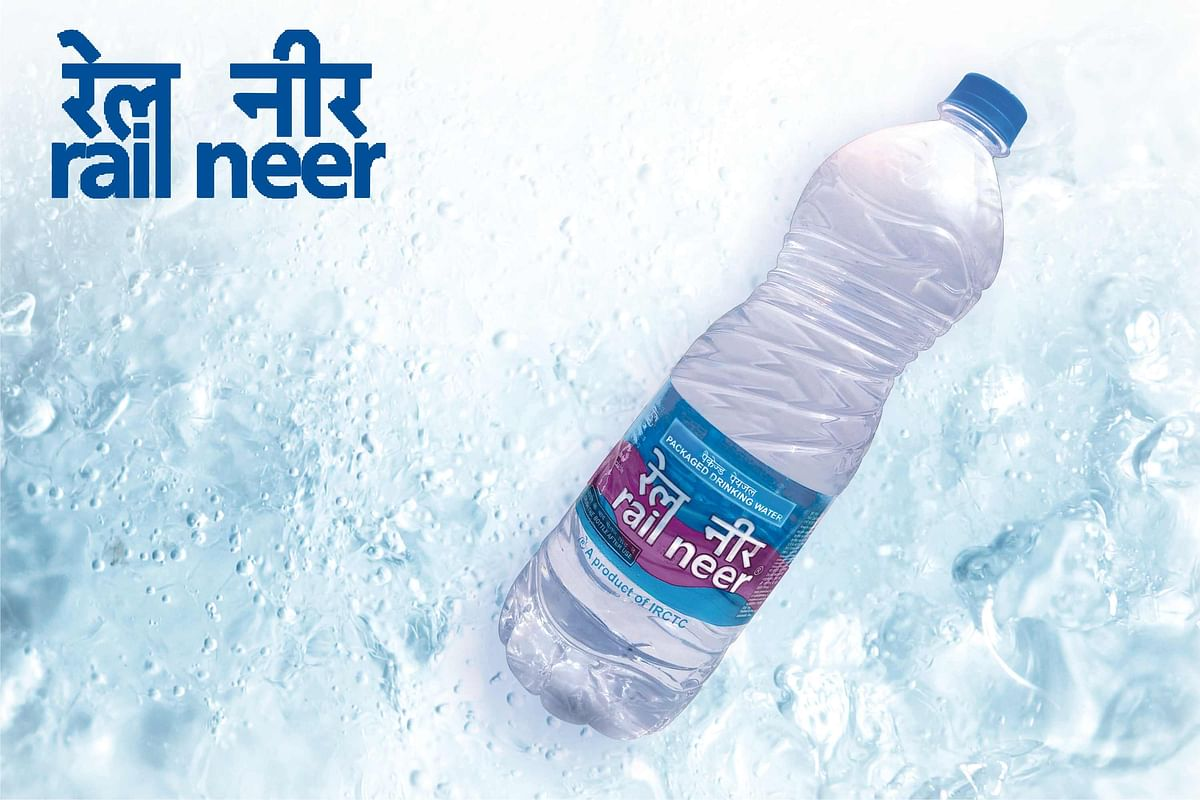 IRCTC's Rail Neer packaged drinking water to enhance passenger amenities for the rail commuters