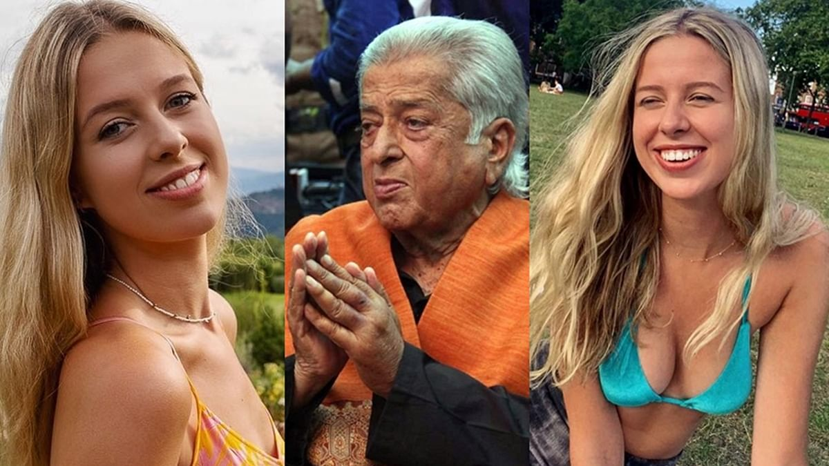 Did you know? This blonde beauty is Shashi Kapoor's granddaughter Aliya Kapoor