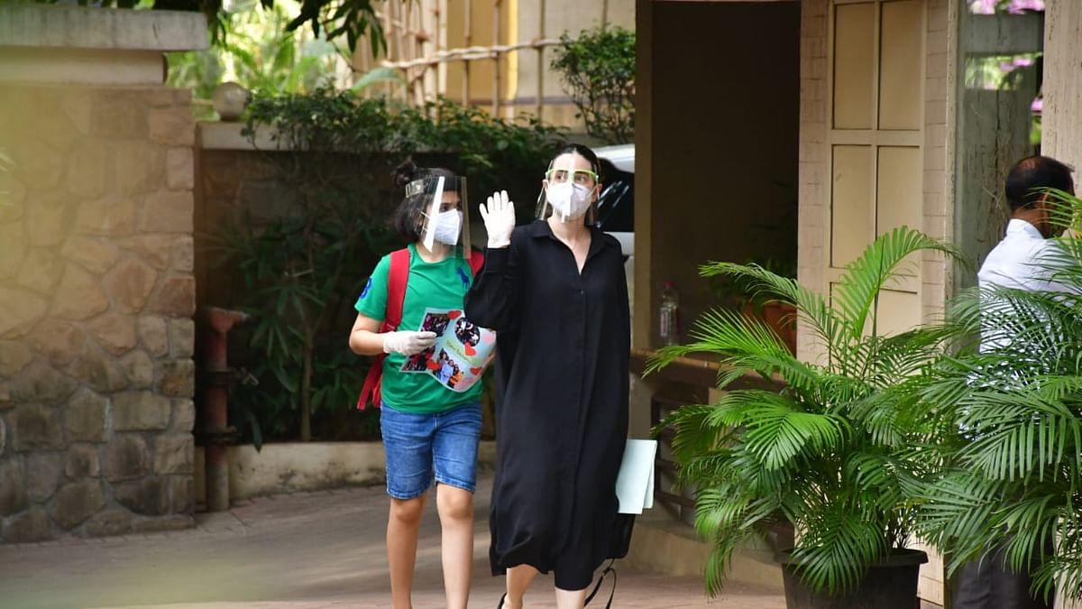 'How the hell are they allowed?': Netizens slam 'arrogant' Karisma Kapoor for 'breaking' Mumbai lockdown rules