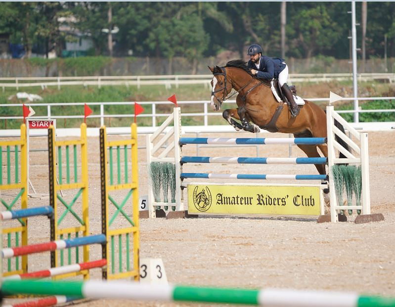 Mumbai Equestrian League today; ARC to host the league and Regional Equestrian League between April 2-May2