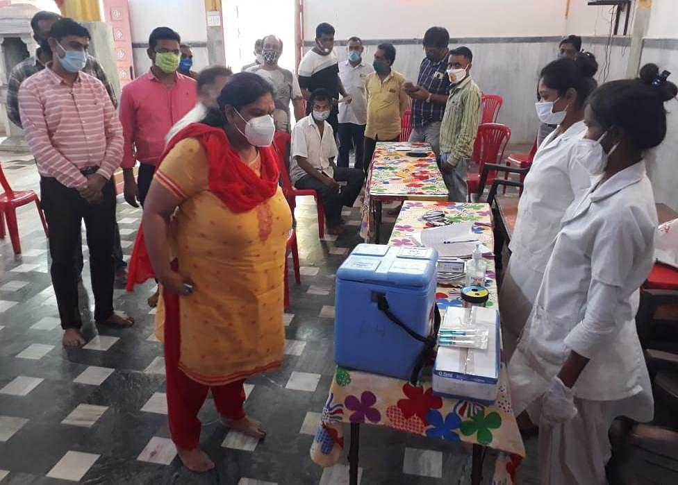 Madhya Pradesh: 52,000 vaccinated in tribal-dominated Alirajpur district