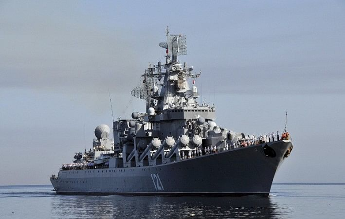 Kremlin sends warships for Black Sea manoeuvre