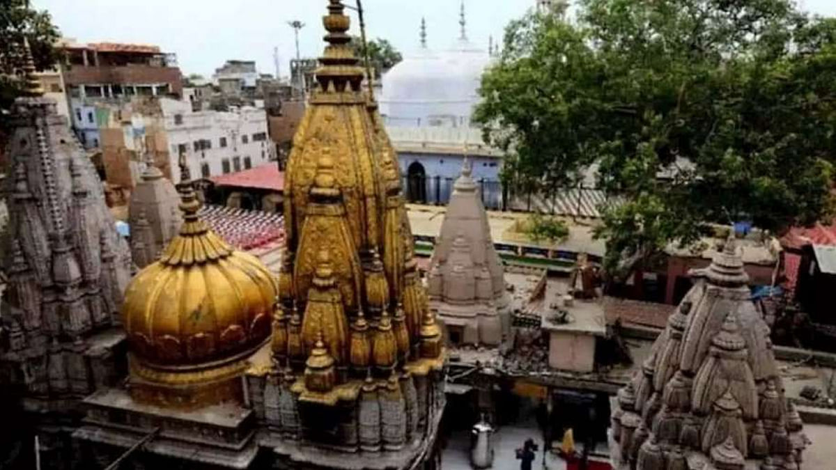 Varanasi Court permits ASI survey at Kashi Vishwanath temple site