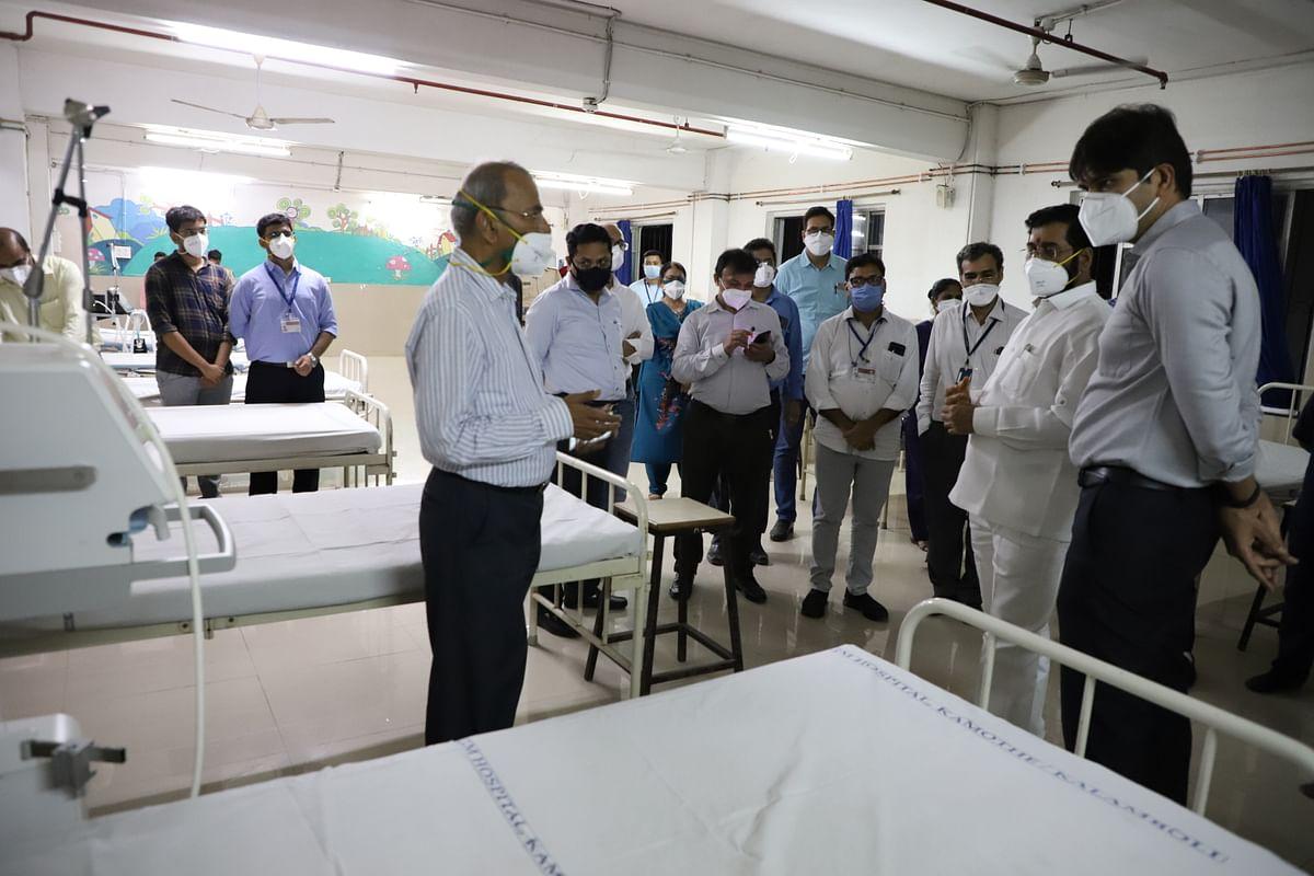 Navi Mumbai: Amid shortage, NMMC to get 100 ICU beds and 40 ventilators