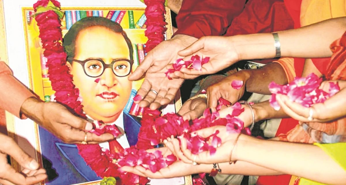 Maha Govt issues guidelines for a low-key celebration of Dr BR Ambedkar Jayanti