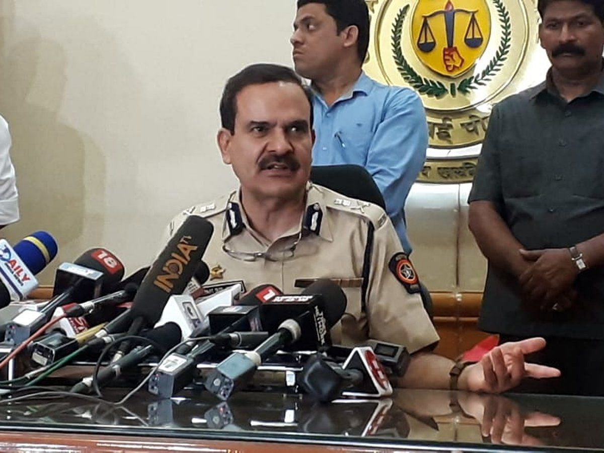 Inspector submits corruption complaint against former Mumbai top cop Param Bir Singh
