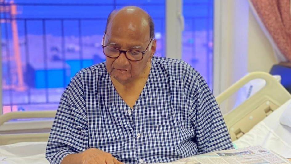 Mumbai: Sharad Pawar in stable health after gall bladder surgery, says Nawab Malik