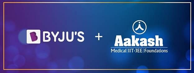 BYJU'S to acquire Aakash Educational Services through a strategic merger