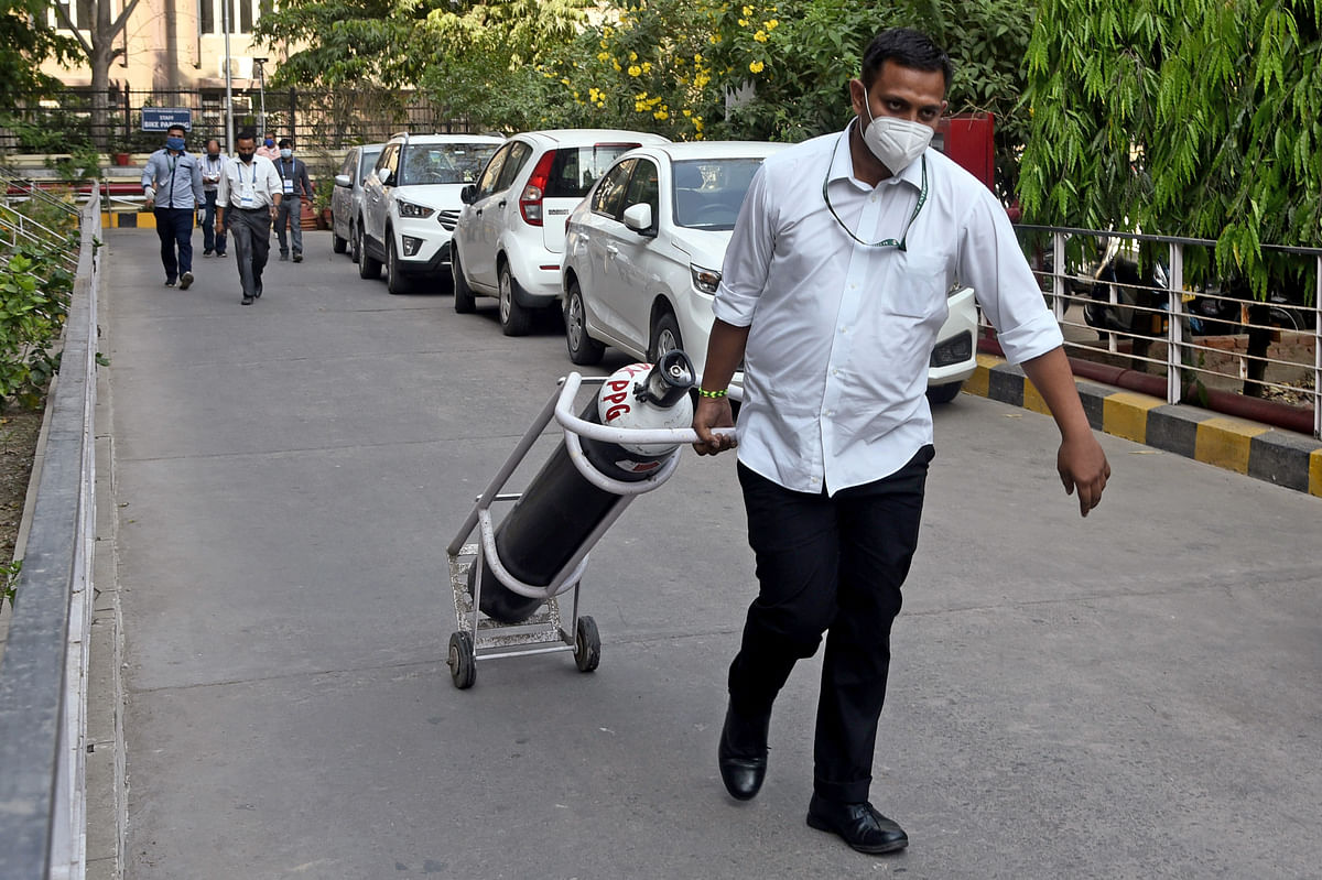 Make sure safe transport of oxygen to Delhi: High Court
