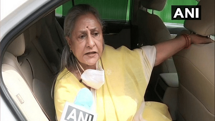 Jaya Bachchan arrives in Kolkata, set to campaign for TMC amid West Bengal Assembly polls