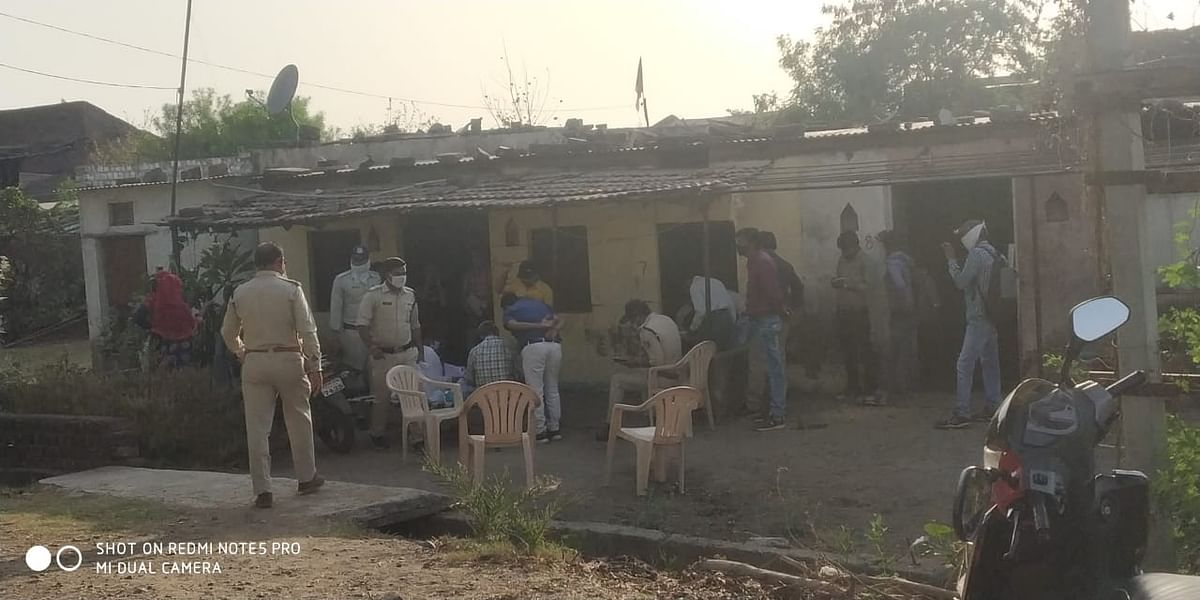 Raid in Kukshi