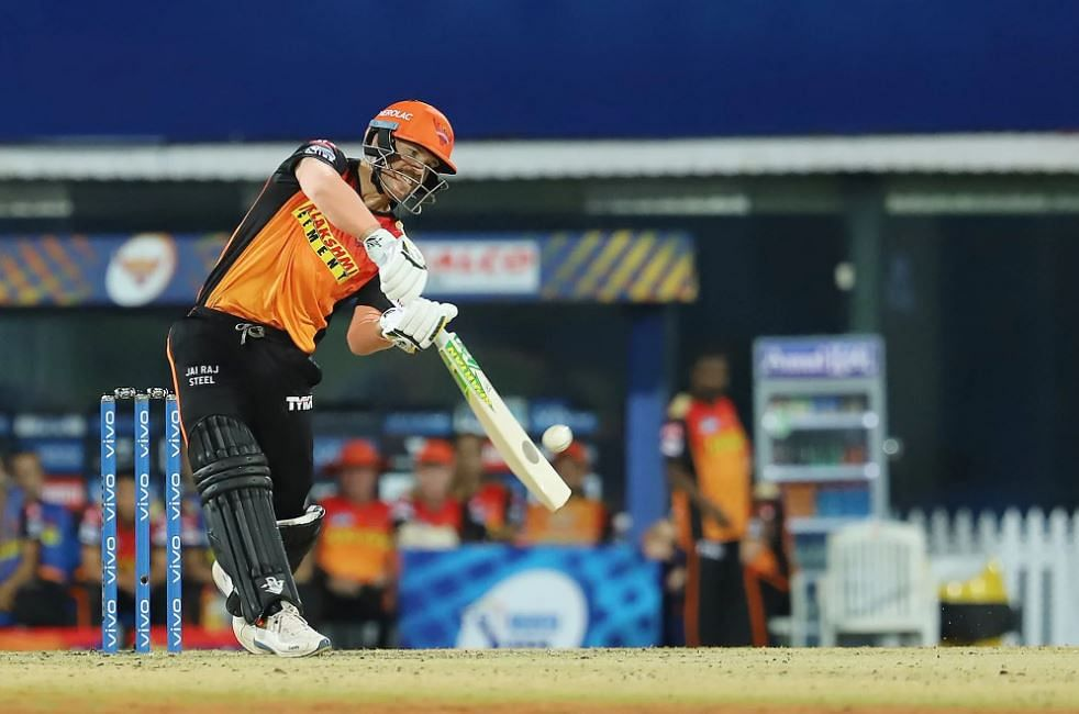 IPL 2021, MI vs SRH Live Score: SRH 104-5 in 14.5 Overs; Warner, Bairstow depart after quick opening stand; Pollard's late flourish takes Mumbai Indians to 150