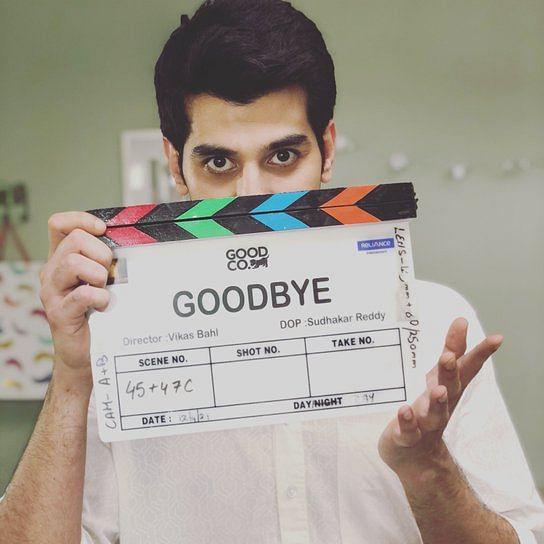 Pavail Gulati to play Amitabh Bachchan's son in Vikas Bahl's 'Goodbye'