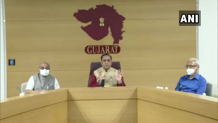 COVID-19 in Gujarat: Night curfew to be imposed in 20 cities between 8 pm to 6 am from April 7