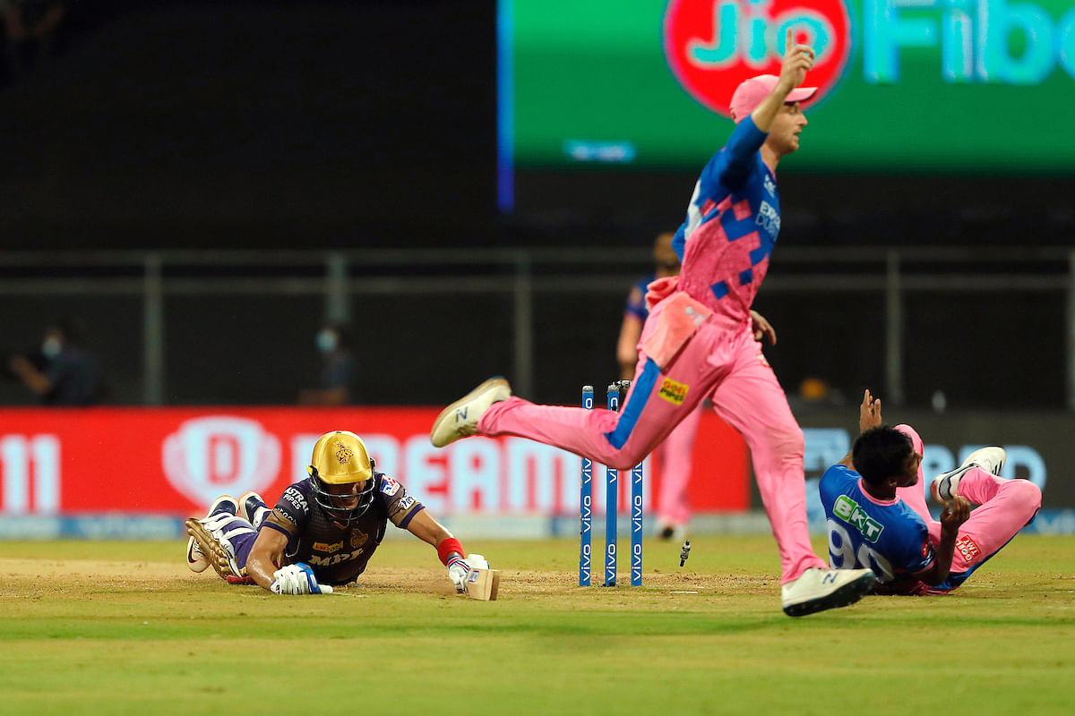 KKR vs RR IPL Live: Royals overcome Knights by 6 wickets and 7 balls to spare
